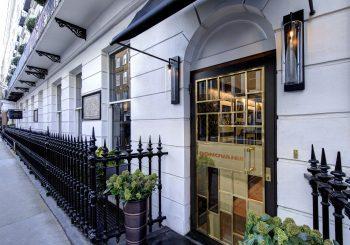 Brown's Hotel: искусство с доставкой в отель