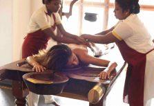 Масло против стресса: очищение и восстановление организма в клинике Kalari Rasayana, Индия