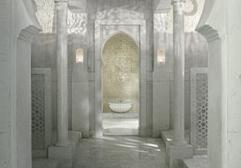 Марокко. Ритуалы красоты в отеле Royal Mansour Marrakech