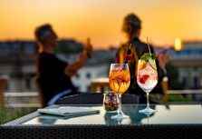 Берлин. Rocco Forte Hotel de Rome предлагает потанцевать на крыше