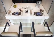 La Table de Marcel. Blue Bay предлагает столик у Марселя Равена