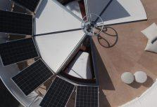 Арт-объект, в котором можно жить: экологичный микро-дом Casa Ojalà в отеле Rosewood Castiglion del Bosco, Италия
