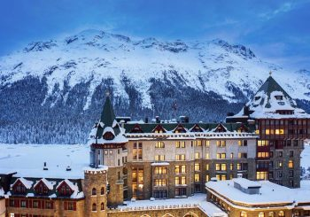 Badrutt's Palace — лучший отель в Центральной Европе.