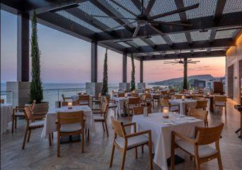 Ресторан знаменитого повара Джорджо Локателли открылся в отеле Amara в Лимассоле