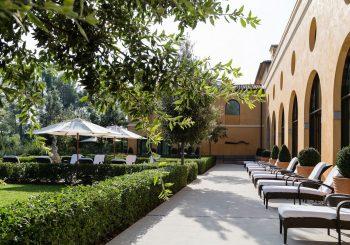 Медитация на Прованс: дзен-сад и чайная комната в отеле Terre Blanche Hotel Spa Golf Resort