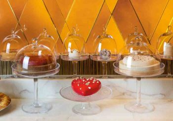 Гастрономический День Святого Валентина в Hôtel de Crillon, A Rosewood Hotel, Париж