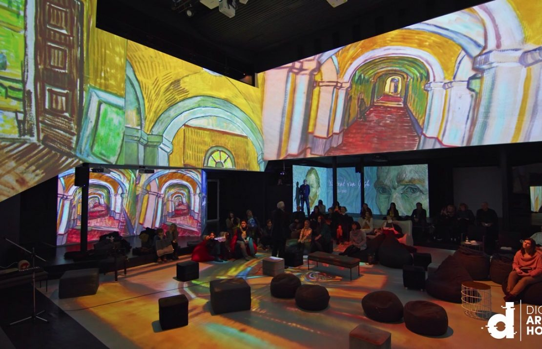 Digital Art House — место, где встречаются искусство и технологии